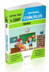4. Sınıf Türkçe Performans Etkinlikleri