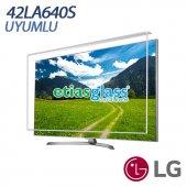 Lg 42la640s Tv Ekran Koruyucu Ekran Koruma Camı Etiasglass