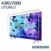 Samsung 43ku7000 Tv Ekran Koruyucu Ekran Koruma Camı Etiasglass