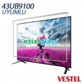 Vestel 43ub9100 Tv Ekran Koruyucu Ekran Koruma Camı Etiasglass