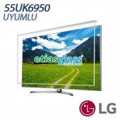Lg 55uk6950 Tv Ekran Koruyucu Ekran Koruma Camı Etiasglass