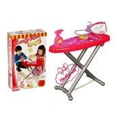 Oyuncak Ütü Masası Ve Ütü Seti Kız Çocuk Oyuncakları