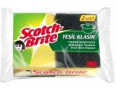 Scotch Brite 2li Hijyenik Oluklu Bulaşık Süngeri 4 Paket