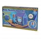 Furkan Toys Oyun Evi Oyun Çadırı Polis Merkezi Erkek Çocuk Oyun Çadırı