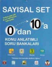 0 Dan 10 A Konu Anlatımlı Soru Bankası Sayısal Set