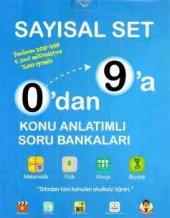 0 Dan 9 A Konu Anlatımlı Soru Bankası Sayısal Set Tonguç Akademi