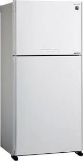 Sharp Sj Xg740m Wh Mega Plus Beyaz Buzdolabı