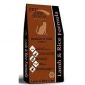 Petline Cat Premium Kedi Maması Lamb Gourmet 1,5 Kg Mini Bag(Net)