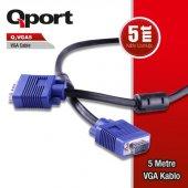 Qport Q Vga5 5 Metre Vga Kablo