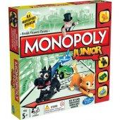 Monopoly Junior İlk Monopoly Oyunum
