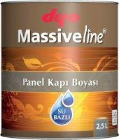 Dyo Massiveline Panel Kapı Boyası 0,75 Lt 1 Kg