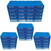 Akar Es 83 Plastik Çekmeceli Kutu (50&#039 Li Paket)