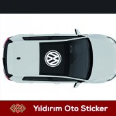 Volkswagen Sanroof Sticker