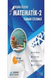 Sıradışıanaliz Ayt Matematik 2 Soru Bankası
