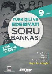 Ankara Yayıncılık 9. Sınıf Türk Dili Ve Edebiyatı Soru Bankası