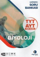 çağrışım Tyt Ayt Biyoloji Soru Bankası