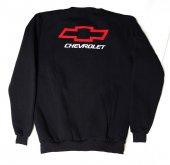 Chevrolet Logolu Siyah L Sweatshirt