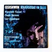 Plak Bernard Lawrance Gershwin Rapsody İn Blue
