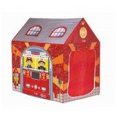 Itfaiye Oyun Evi Çadırı Erkek Çocuk Oyun Çadırı Montessori Metery