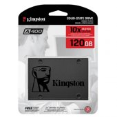 Kingston 120gb Ssdnow A400 Disk Sa400s37 120g