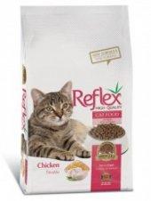 Reflex Catfood Multicolar Tavuklu Renkli Kedi Maması