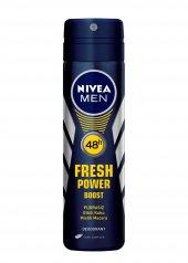 Nivea Erkek Deodorant Fresh Boost 150 Ml