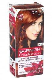 Color Natural Çarpıcı Renkler 6.46 Yoğun Bakır Kah...