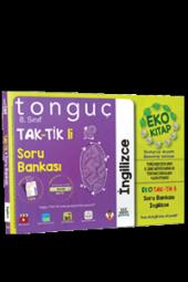 Tonguç Yayınları 8. Sınıf Eko Taktikli İngilizce Soru Bankası