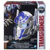 Yabidur Transformers 5 Optimus Prime Ses Dönüştürücü Başlık