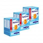 Aptamil 3 Devam Sütü 1200 Gr 3lü Paket