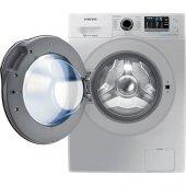 Samsung Wd80j5b10as Ah 8kg 6kg 1400 Devir Kurutmalı Çamaşır Makinesi
