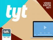 Tyt (Ygs) 330 Saat Video Dersler Tekuzem