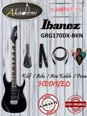 ıbanez Grg170dx Bkn Elektro Gitar Metod Hediyeli