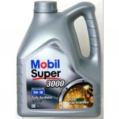 Mobil Super 3000 X1 Formula Fe 5w 30 4 Litre Motor Yağı
