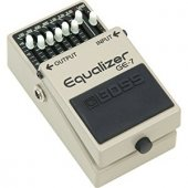 Boss Ge 7(T) Equalizer Compact Pedal