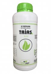 Trias %7 Azot %7 Fosfor %7 Potasyum Sıvı Gübre 1 Lt