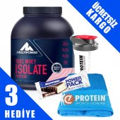 Multıpower 100 Whey Proteın Isolate 2000gr.