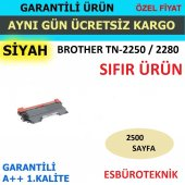 Brother Tn 2250 2280 (Dcp 7065 Mfc 7360 Hl 2250) Muadil Toner