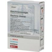 Bosch Bulaşık Makinesi Temizleyici 4lü Eko Paket