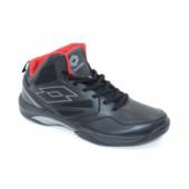 Lotto S2672 Royal Jr Çocuk Siyah Basketbol Ayakkabısı