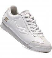 L 6619 Beyaz Bayan Sneaker Ayakkabı