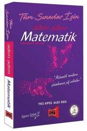 Yargı Yayınları Tüm Sınavlar İçin Adım Adım Matematik