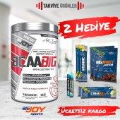 Bigjoy Bcaabig 589 Gr Bcaa Amino Asit + 2 Hediye
