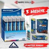 Multipower L Carnitine Liquid Forte 1800 Mg X 20 Ampul L Karnitin