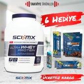 Sci Mx Ultra Whey Protein 2280 Gr Whey Protein Tozu + 6 Hediye