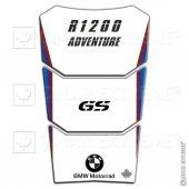 Bmw R1200 Gs Adventure White Edition Tankpad Bmw Çınar Extreme