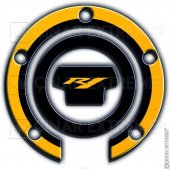 Yamaha Yzf R1 Yellow Depo Kapağı Pad Yamaha Çınar Extreme