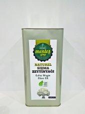 Menteş Çiftliği Yeni Hasat Naturel Sızma Zeytinyağı 5lt.