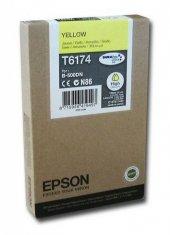 Epson B500 510dn Ink Cartrıdge Yellow (Hıgh Cap.)...