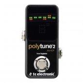 Tc Electronic Polytune 2 Noir Polifonik Akort Pedalı